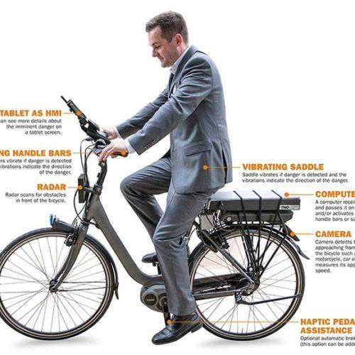 TNO fiets