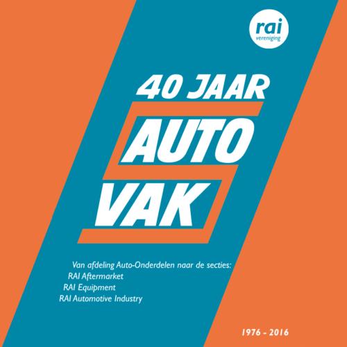 40 jaar Autovak